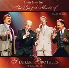 The Statler Brothers - The Gospel Music of the Statler Brothers, Vol. 1 (CD)