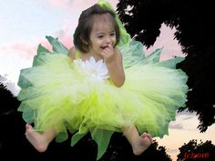 Sunshine Tutu Dress by NayomiInspired on Etsy