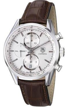 Luxury watches : Watches men Tag Heuer Watch CAR2111.FC6291
