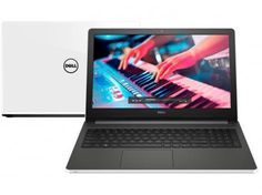 """Notebook Dell Inspiron 15 i15-5566-D10B Série 5000 - Intel Core i3 4GB 1TB LED 15,6"""" Linux com as melhores condições você encontra no site do Magazine Luiza. Confira! https://fb.me/TechnologyStore.mex"""