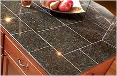 Superieur Granite Tile Countertops   Google Search