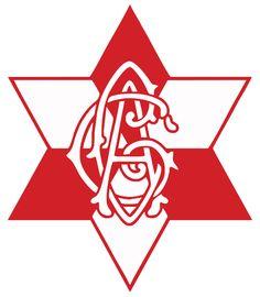 Grazer AK of Austria crest Ak Logo, Graz Austria, Klagenfurt, Football Team Logos, Team Mascots, Sports Clubs, Sports Logos, Great Logos, Soccer