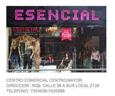 Centro Mayor ESENCIAL LOCAL 2139