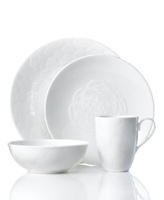 Marchesa by Lenox Dinnerware, Marchesa Rose Collection