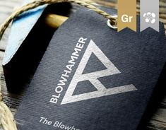 """Check out this @Behance project: """"BH // Blowhammer"""" https://www.behance.net/gallery/23646335/BH-Blowhammer"""