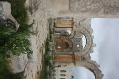 The Church of St Simeon, Syria