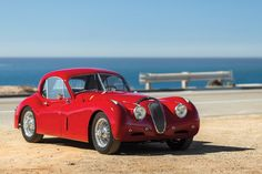 The Jaguar XK120 was first shown to the public in 1948, it was just 3 years since the end of the Second World War and this new, sleek Jaguar was exactly what the British public needed. Even though the price tag was far beyond reach for most working class Brits, the fact that it was...