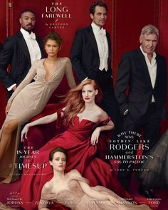 Zendaya,Harrison Ford,Jessica Chastain and many Red Hair Inspiration, Portrait Photography, Fashion Photography, Beauty Photography, Zendaya Style, Zendaya Outfits, Graydon Carter, Fashion Cover, Fashion Fashion