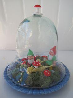 gnomes - I so want to make this!