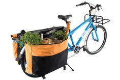 Long Tail Cargo Bikes   Yuba... Cargo bike de primeira!