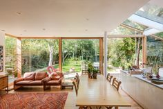 For Sale: Staverton Road, Summertown, Oxford | The Modern House Oxford City Centre, Light Hardwood Floors, Edwardian House, Rural Retreats, Front Rooms, Best Places To Live, Open Plan Kitchen, Detached House, Semi Detached