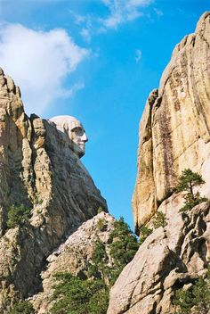 Things to do in South Dakota& Black Hills and Badlands include Mount Rushmore, Crazy Horse Memorial, Badlands National Park, Spearfish Canyon and Sturgis Motorcycle Rally. Badlands National Park, Us National Parks, Road Trip Usa, Monte Rushmore, State Parks, Places To Travel, Places To See, South Dakota Vacation, Spearfish Canyon