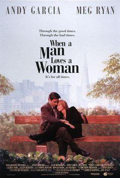 cuando un hombre ama a una mujer pelicula - Buscar con Google