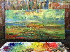 Oil Painting Landscape Painting Large Art by GeorgeMillerArt