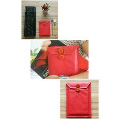 Case Tablet/iPad Red. À venda em www.libel4.com