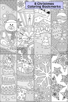 2x A5 Size Christmas Colouring Book Books Colour Eve Box Stocking Filler School