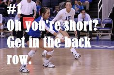 Volleyball Girl Problems Ahahaha true though!
