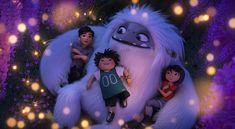 Meet the fuzzy yeti hero of abominable, dreamworks' next film Eddie Izzard, Film D'animation, Film Serie, Movies 2019, Top Movies, Movies Free, Jin, Audio Latino, Next Film