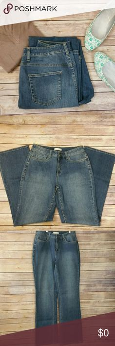 Coldwater Creek Jeans Coldwater Creek brand boot cut jeans.  They are in condition.  Size 6 long, the inseam is approximately 32 inches. If you have any questions about this item please leave a comment. Coldwater Creek Jeans Boot Cut