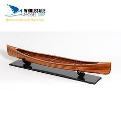 Canoe Model Boat