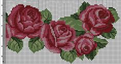 Brother Innovis, Cross Stitch Rose, Counted Cross Stitch Patterns, Cross Stitches, Cactus Plants, Needlepoint, Pattern Design, Pink, Rose Flowers