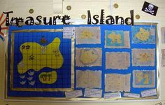 Treasure Island Coordinates