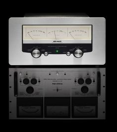 High end audio audiophile  - Audio Research Galileo Series