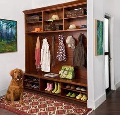 Организация места в прихожей: 60 идей | Sweet home