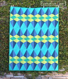 Euclid Avenue Quilt Pattern – Sassafras Lane Designs