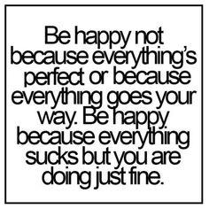 Be happy <3