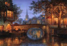 Lushpin twilight reflection 2600