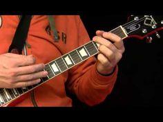 Guitar Lesson - AC DC Style Rhythm Guitar - YouTube
