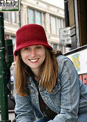 Ravelry: Felted Bucket Hat pattern by Bonne Marie Burns