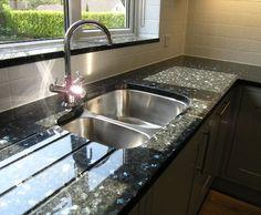 quartz or granite worktops, supply only Kitchen Worktop, Kitchen Units, Kitchen Ideas, Kitchen Hearth Room, Granite Worktops, Bespoke Kitchens, Modern, Cool Designs, Home