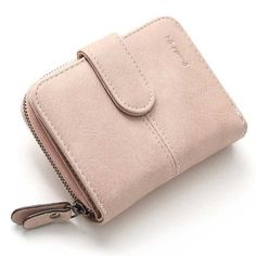 Leather Women Short Wallets Ladies Small Wallet Coin Purse