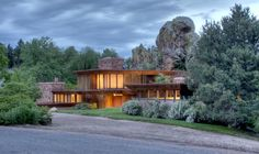 Charles A. Haertling's Menkick House Hits the Market in Boulder (PHOTOS)