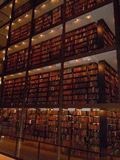 イェール大学 バイネッキ図書館 「死ぬまでに行ってみたい世界の図書館15」 トリップアドバイザー