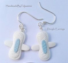 Buy directly from the world's most awesome indie brands. Or open a free online store. Buy directly from the world's most awesome indie brands. Or open a free online store. Weird Jewelry, Cute Jewelry, Jewelry Crafts, Jewelry Accessories, Jewelry Design, Funky Earrings, Diy Earrings, Clay Charms, Polymer Clay Jewelry