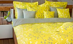 Boreus Bed Linen by Ibiza from Harvey Norman NewZealand Dream Bedroom, Master Bedroom, Buy Electronics, Harvey Norman, Linen Bedding, Bed Linen, Bed Spreads, Grey And White, Duvet Covers