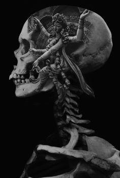 Skull & Gothic Art ☠️