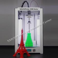 959.99$  Buy now - http://ali4a0.worldwells.pw/go.php?t=32779424705 - 3D Printer 2016 Newest SANJIUPrinter Z360 Dual Extruders 3D Printer DIY KIT More Higher Than Ultimaker 2 Extended+ Top Quality