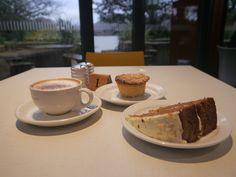 Lakeside cafe, Keswick