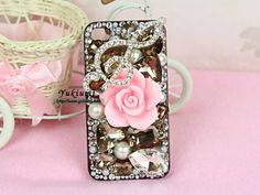 Music Floral Case - Yukiumi, Your Online Japanese Outlet for Hime & Kawaii Accessories