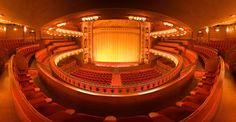Dim the lights and take a seat in the world's best movie theaters ...