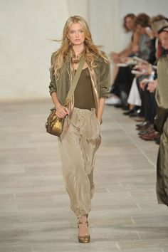 Ralph Lauren 2009 S/S  NY collection