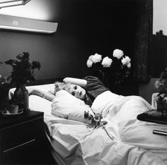 A Profound Beauty: Peter Hujar's Timeless Portraits - Candy Darling on Her Deathbed, 1973