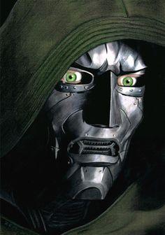 Julian McMahon as Doctor Doom •Zachary McInchak