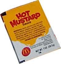 McDonald's Hot Mustard Sauce 1 Tbsp Dijon mustard 2 Tbsp French's prepared mustard 2 Tablespoons Heinz 57 sauce Cup Mayonnaise Cup Sour cream Mix all, cover and refrigerate to use within 30 days Mcdonald's Hot Mustard Recipe, Mcdonalds Hot Mustard, Mcdonalds Recipes, Marinade Sauce, Secret Recipe, Spice Blends, Restaurant Recipes, Mayonnaise, Copycat Recipes
