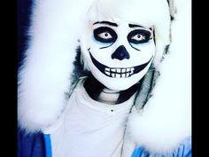 MY undertale cosplay musicallys lowcash cosplay - YouTube