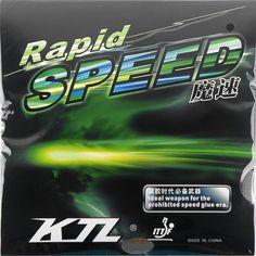 Original KTL Rapid SPEED Pips In Table Tennis Rubber #Affiliate